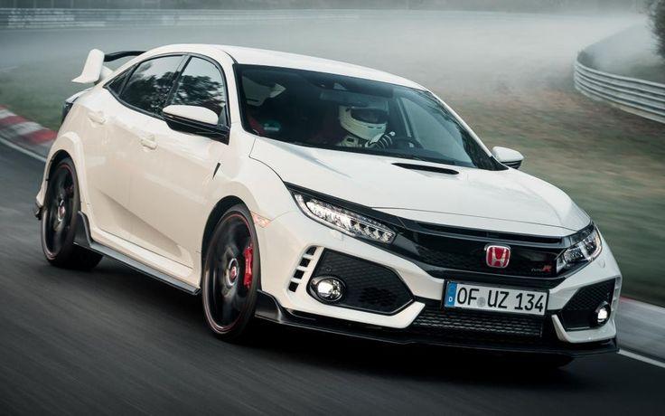 Honda Civic Type R 2017 sở hữu mức giá 912 triệu đồng tại Anh