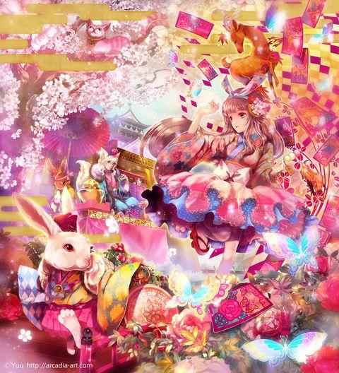 Alice in Wonderland collection! - pixiv Spotlight