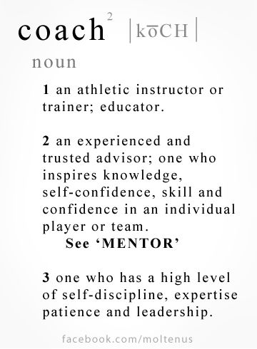 How does your coach inspire you to be your best? Repin for your favorite coach! #volleyball #basketball #soccer
