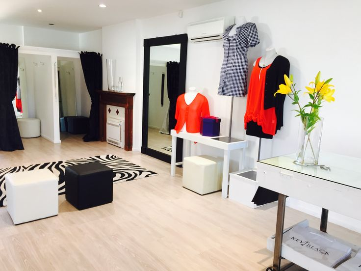 The store @ Key Black. Sizes 10-24. 27a Colombo Street. Christchurch.