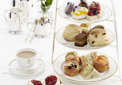 Afternoon Tea at Harrods Georgian Restaurant - Knightsbridge Nice tea, experience not top end, felt a little tired