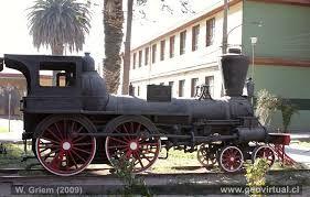 Resultado de imagen para locomotora a vapor copiapo,chile