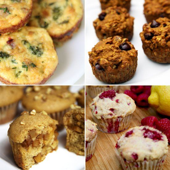 14 Muffin Recipes That Will Help You Lose Weight