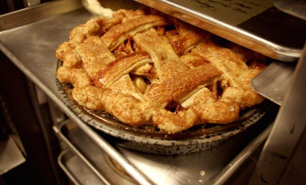 Pi(e) Day is any good math or pie lover is going to celebrate. Learn the history of Pi(e) Day and take a peek at Brooklyn's best pie shop!