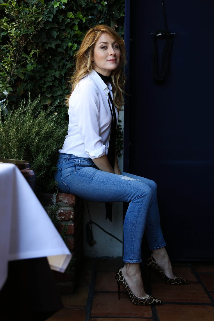 Sasha Alexander on hair, skincare, diet and Rizzoli & Isles