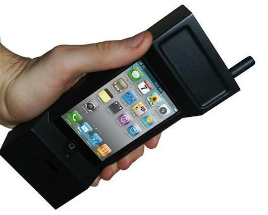 This is a real iPhone case.