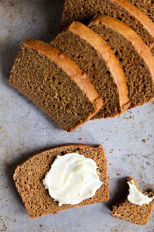 Guinness Molasses Bread with Maple Butter | www.floatingkitchen.net ...