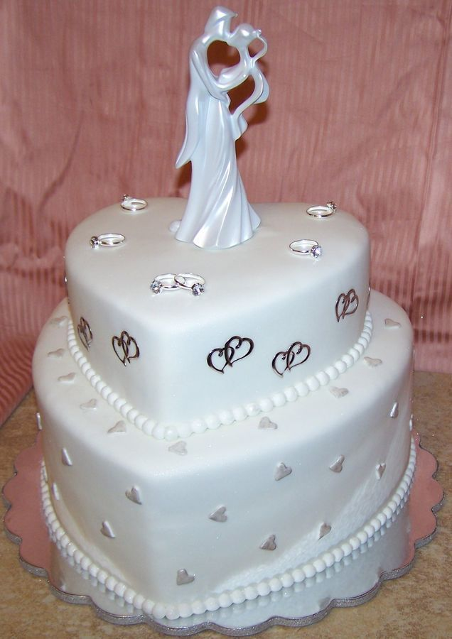 top tier wedding cake anniversary 17 best images about single tier cakes on 25th 21073