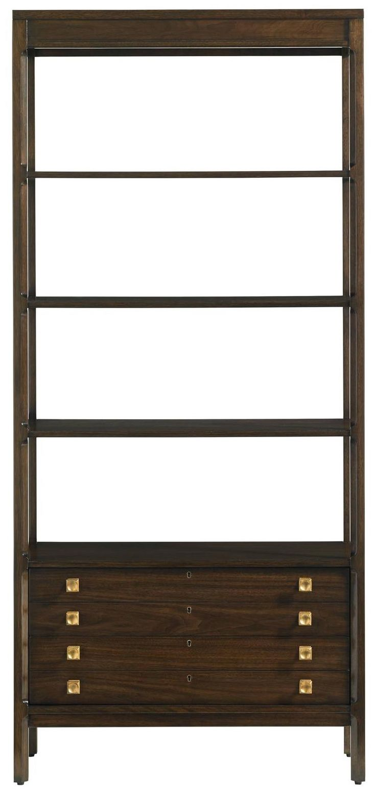 Crestaire Welton Bookcase By Stanley Furniture