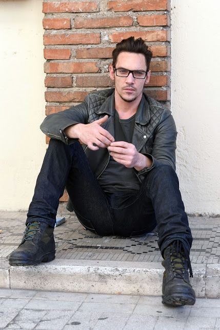 Jonathan Rhys Meyers #jonathanrhysmeyers #jrm Black Butterfly On Set May 04 2016