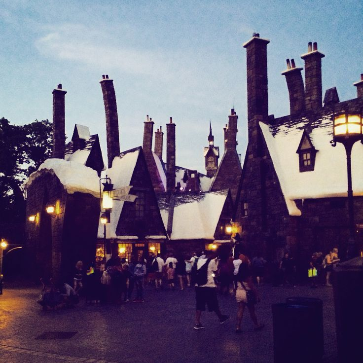 Hogwarts:)