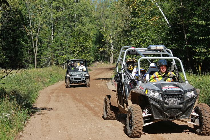 Best ATV/UTV trails in the Upper Midwest - Black River Country