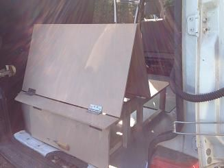 Home Made Bed - VW T4 Forum - VW T5 Forum