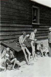 Those who were executed may have been more fortunate than those who were worked and starved to death.: