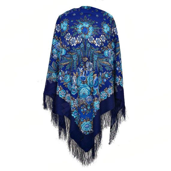 93 best Beautiful scarves and shawls images on Pinterest