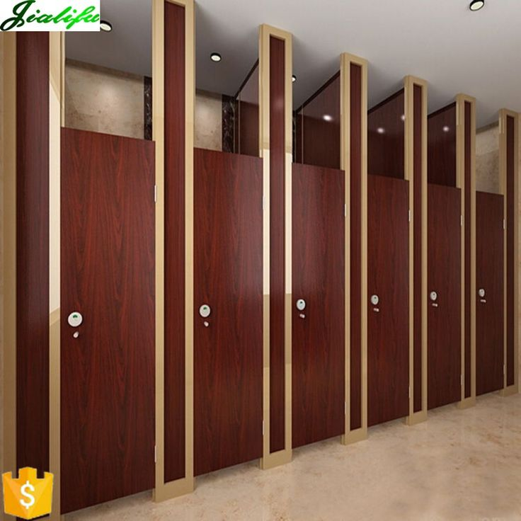 noble toilet partition, floor to ceiling design, popular in 17th CBD Guangzhou fair