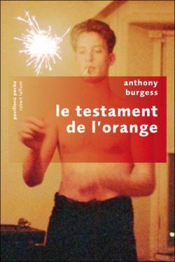 Le testament de l'orange par Burgess