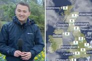 Snow forecast path LIVE: Where is Beast From The East 2 NOW? Tracker shows UK hit Friday -  Winter is set to return this weekend when the second Beast from the East hits the UK plunging temperatures to minus figures and even bringing in further snow.  It will not be as long lived as the previous cold spell and snow will not be as widespread but temperatures will free fall from the double digits we have seen during the working week.  Bitter easterly winds mean a windchill factor so…