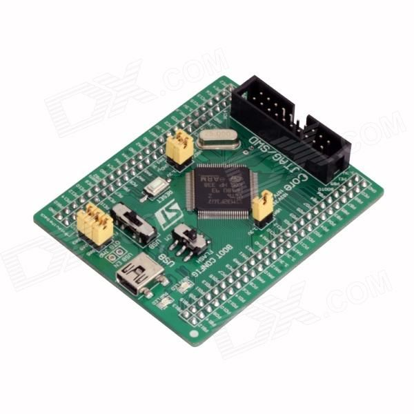 STM32 Development Boards Core107V / STM32 ARM Cortex-M3 Development Core Board with Full IO Expanders - US$ 23.71 - 02/13/2014 - deal-dx