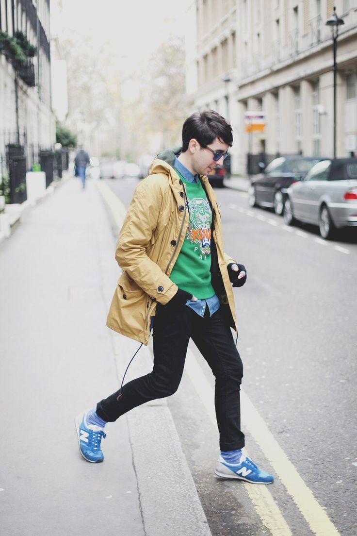 new balance fashion trend men