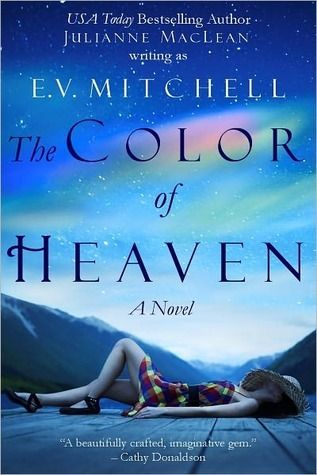 The Color of Heaven by Julianne MacLean.  I read this book in two sessions...it would have been one but I had other things to do and places to be (unfortunately).  I totally loved it, from beginning to end.  Fin 12/2/14.