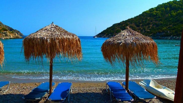 Vayonia Beach, Poros......paradise!