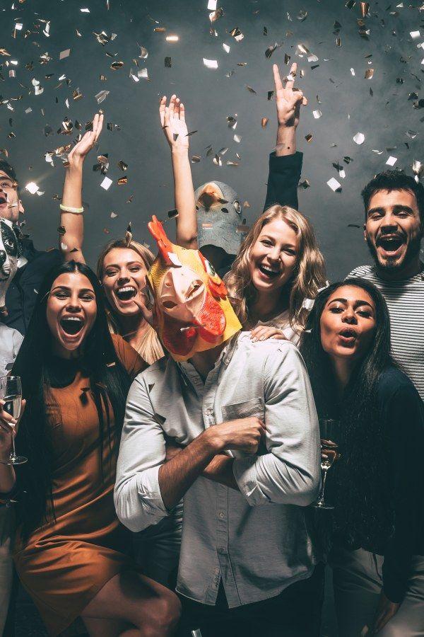 Idée Nouvel An Entre Amis Nos idées pour un Nouvel An entre amis réussi | Idée nouvel an