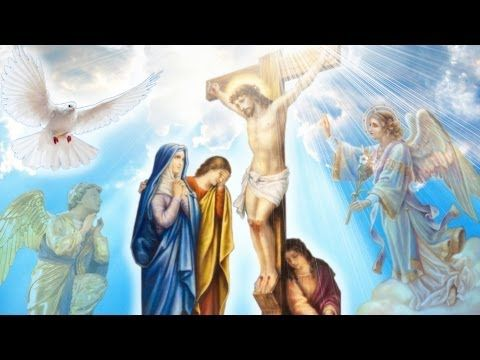 ▶ SELLO DE LA PRECIOSA SANGRE PARA LOS HIJOS (Oracion Proteccion) - YouTube