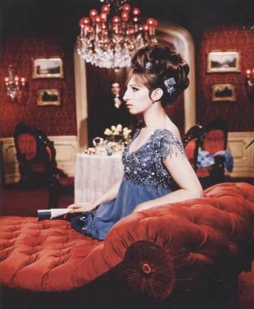 Funny Girl - Fannie Brice (Barbara Streisand) Has A Private Dinner With Nick Arnstein (Omar Sharif)