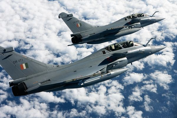 Military and Commercial Technology: Indian Air Force bases in Ambala being readied for Rafale jets