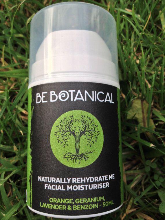 Orange Geranium Lavender & Benzoin Be Botanical Naturally