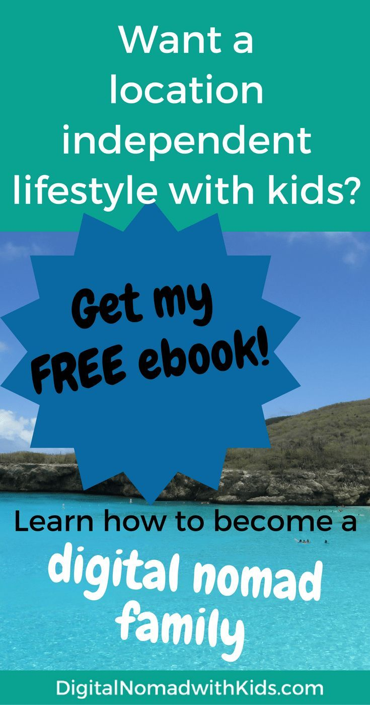 Dreaming of a location independent lifestyle full of travel? Don't think it's possible because you have kids? Let me show you that it is possible!