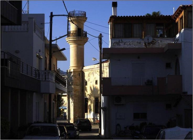 #Ierapetra, Tzami. | Ιεράπετρα Τζαμί   Photo by Olivier Mondet
