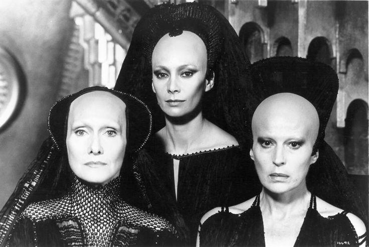 Three of the Bene Gesserit Sisterhood