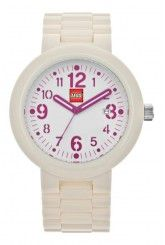 LEGO® Silhouette Adult Watch (Pink)