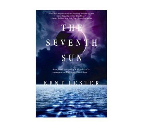 Win a $25.99 copy of The Seventh Sun by Kent Lester. Submit your entry on Good Reads and you might win a copy of this book for yourself.