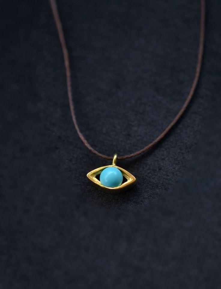 Talisman Pendant Handmade Solid 18k Gold by ViazisJewelry on Etsy