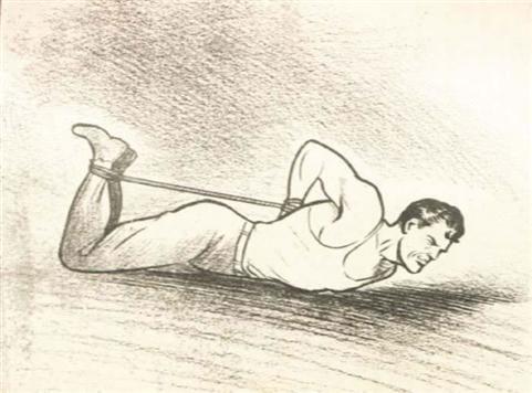 The fetish art of superman