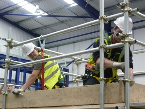 Part 1 Scaffolding Apprentices