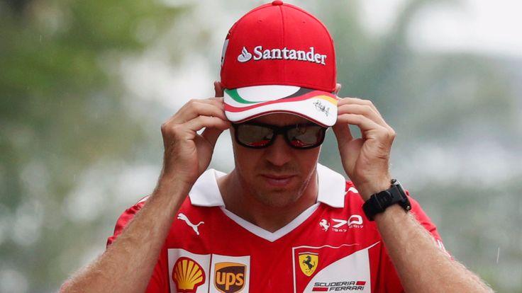Trotz Start-Crash - Vettel lässt die Kritik abprallen