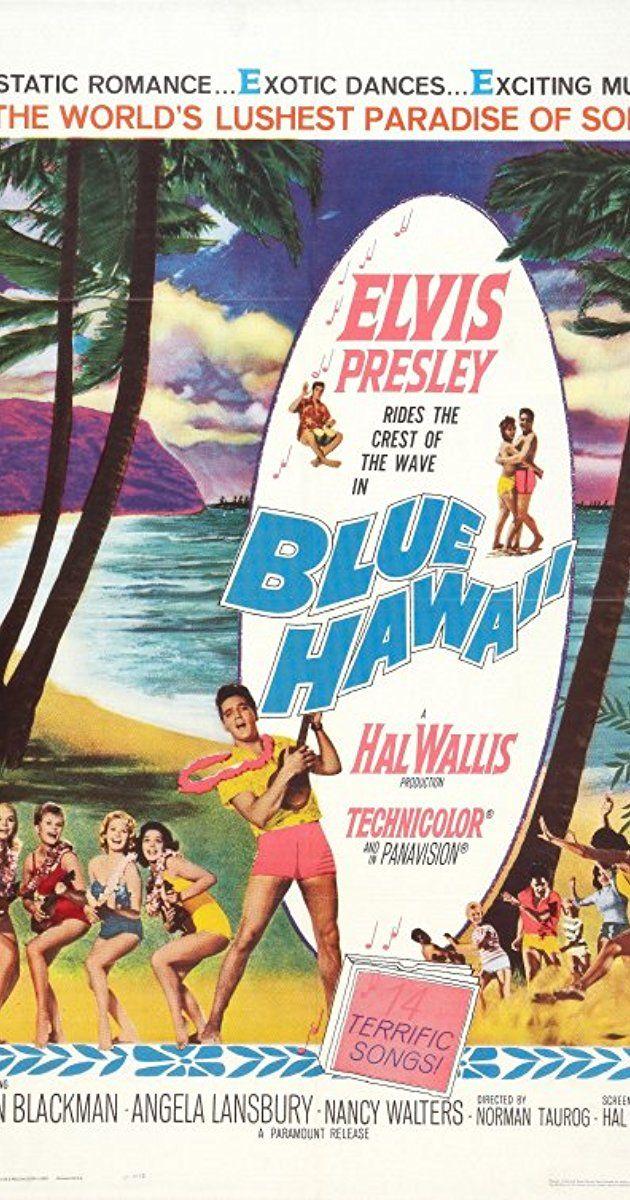 Blue Hawaii (1961) - IMDb