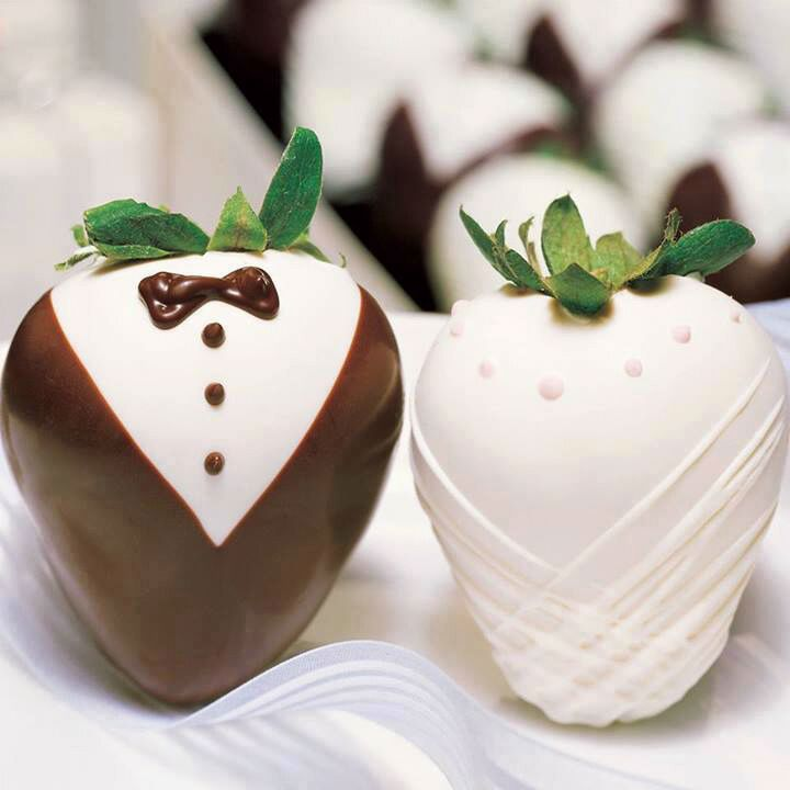 Wedding desert idea