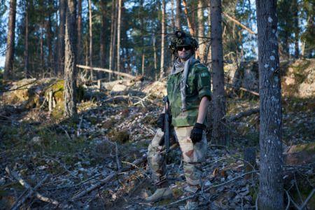 PR Photoshoot - Field Trousers M90K Desert