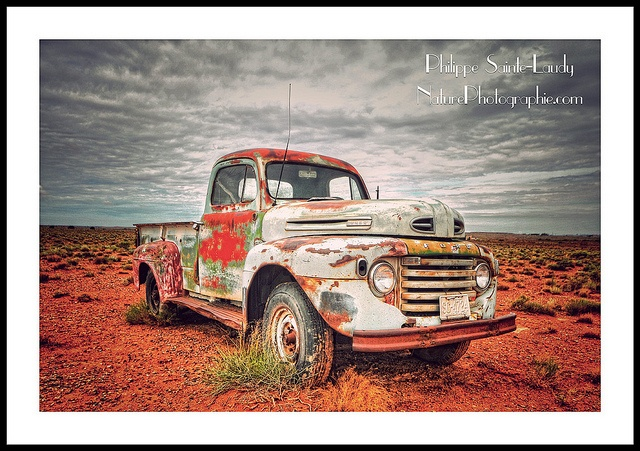 Old Car #1 by Philippe Sainte-Laudy, via Flickr