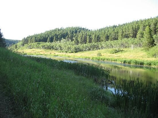 Cypress Hills Interprovincial Park Maple Creek Picture Highland Trail Valley Check Out Tripadvisor
