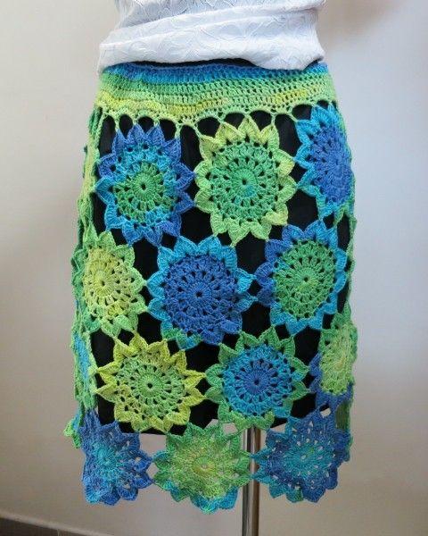 háčkovaná sukně - Hledat Googlem