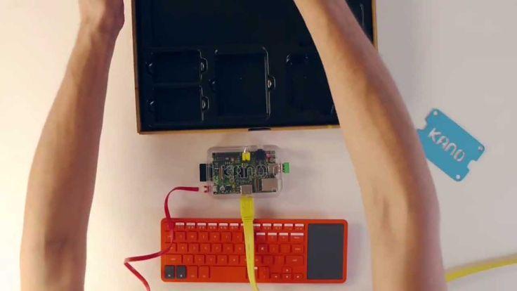 #TREND Los niños primero. Tan fácil como jugar con Lego: Kano tendrá un kit para que hasta los niños aprendan a programar y ensamblar computadoras. ¿A qué se deberá que una empresa haya pensado en este tipo de producto?