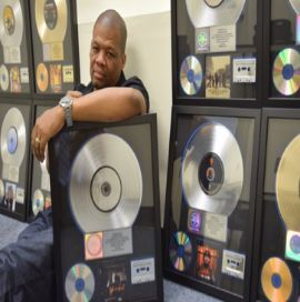 Stephen is a 2004 Grammy Award Winner for Best Rap Performance Duo/Group (Shake ya Tailfea-ther), a 1999 Grammy® Nominee for Best Rap Album (MASE/ Harlem World Multi-Platinum), and a 1998 Grammy Award Winner for Best Rap Album (P Diddy and the Family/No Way Out). http://www.audioschool.com/faculty/stephen-dent/