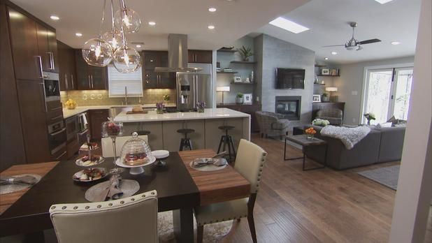 Hgtv property brothers transformed this space in austin - Hgtv property brothers kitchen designs ...