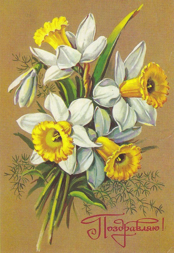 открытки цветы старые: 18 тыс изображений найдено в Яндекс.Картинках